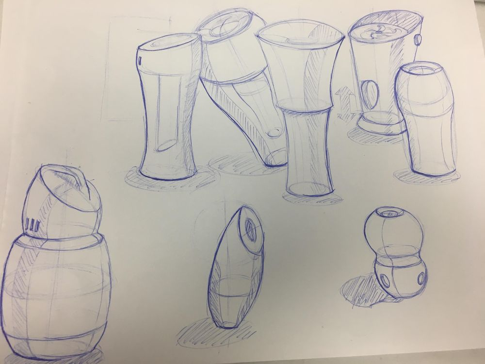 bottle - image 1 - student project