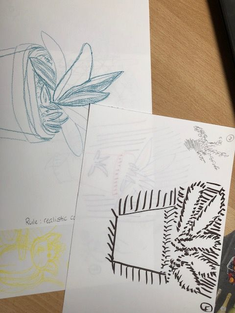 10 Drawings - image 3 - student project