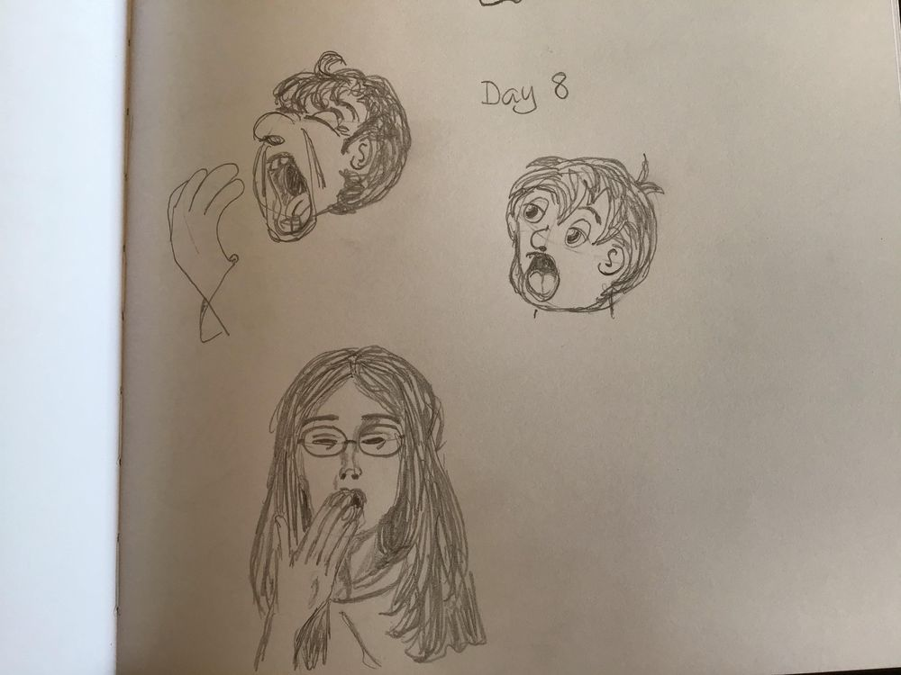 Daily Drawing - image 4 - student project