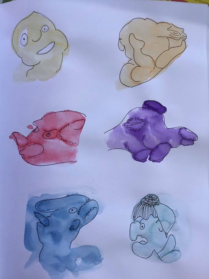 Shapes and Colors - image 1 - student project