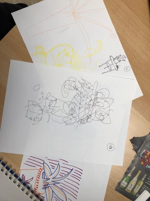 10 Drawings - image 2 - student project