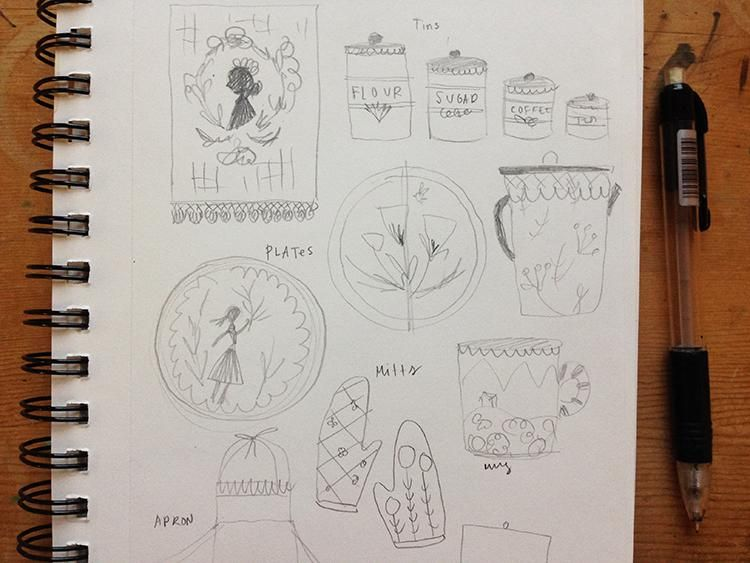 Kitchen Goods - image 2 - student project