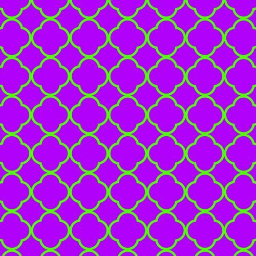 Exotic Geometric Patterns - image 1 - student project