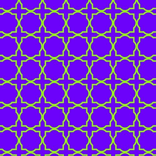 Exotic Geometric Patterns - image 2 - student project