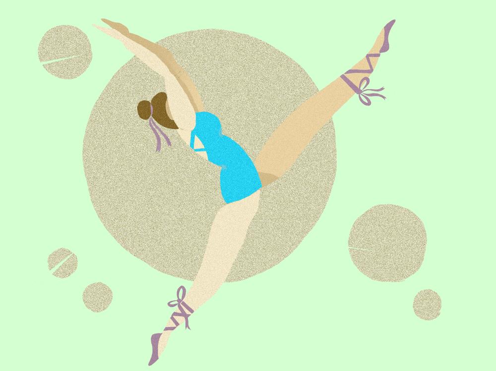 Dancing queen - image 1 - student project