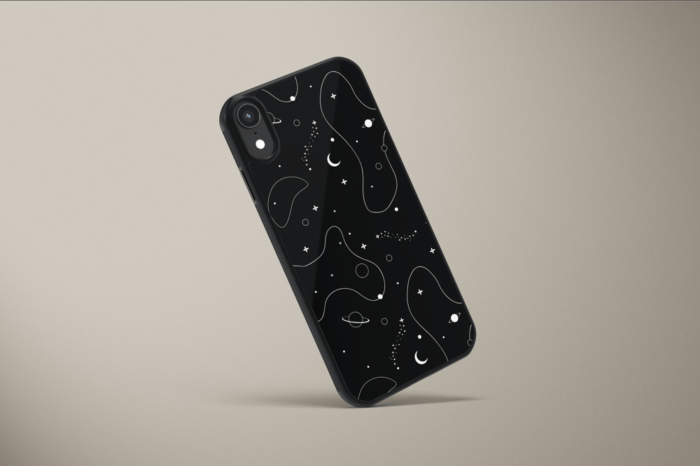 Galaxy Mock Up - image 3 - student project