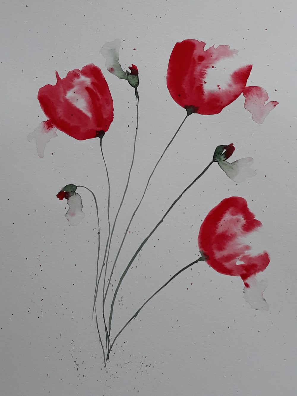 Loose flowers - image 1 - student project