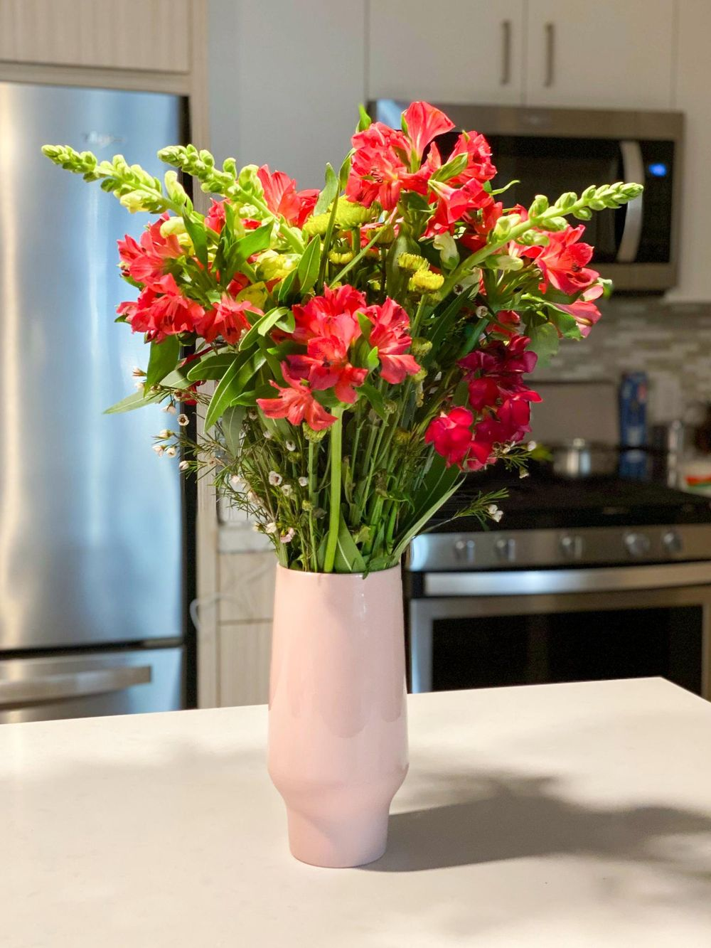 Bay Area Flower Arrangement - image 1 - student project