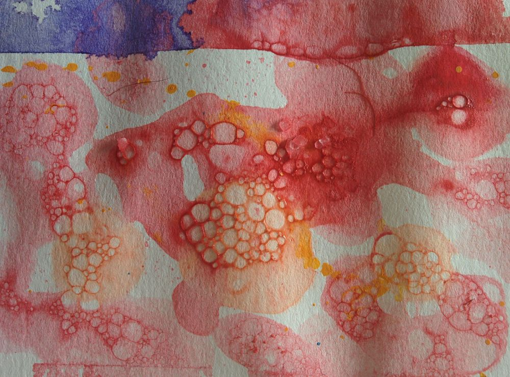 Watercolor effects as shown by Engenia Sudargo - image 3 - student project