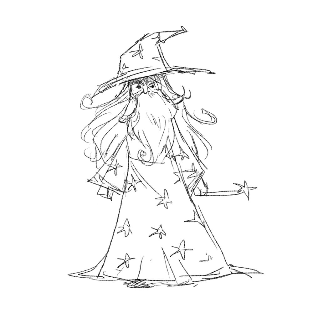 Nermal the Role Playing Wizard! - image 1 - student project