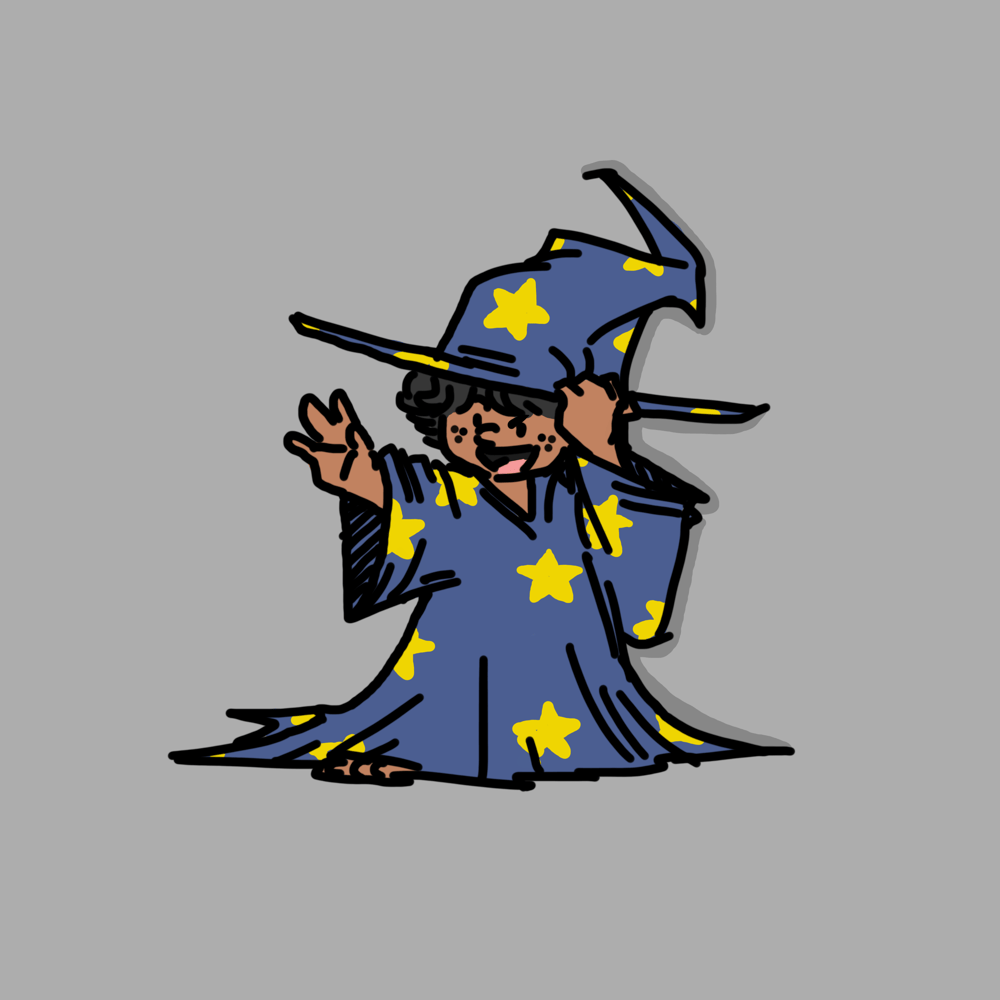 Nermal the Role Playing Wizard! - image 4 - student project