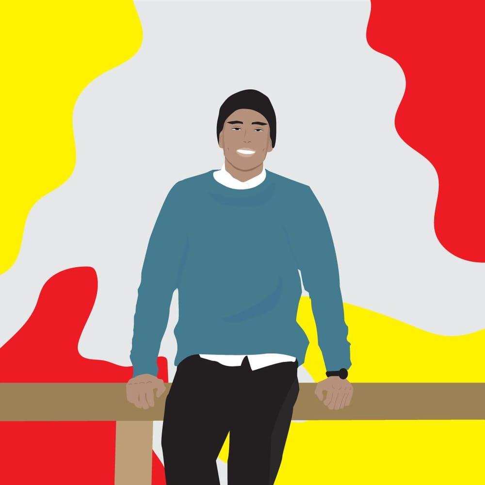 Self portrait test :D - image 1 - student project