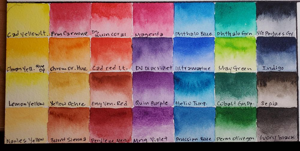 Custom Palette & Swatches - image 2 - student project