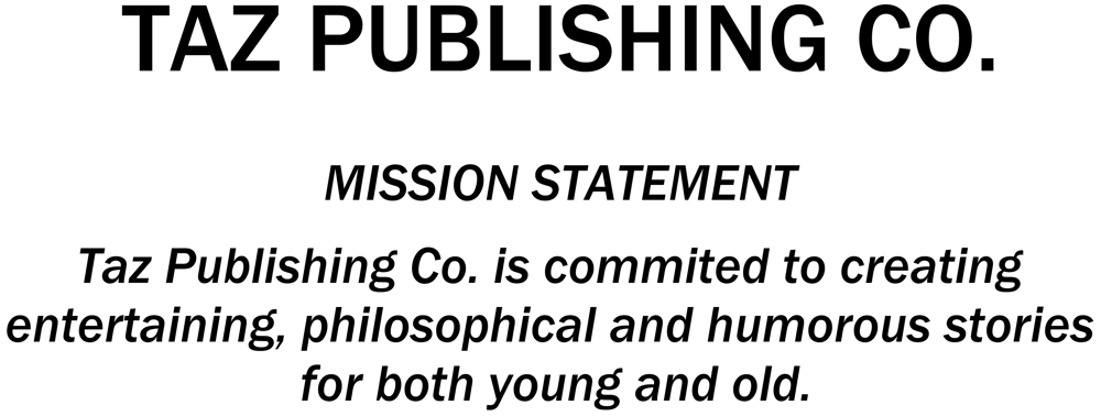 Taz Publishing Co. - image 8 - student project