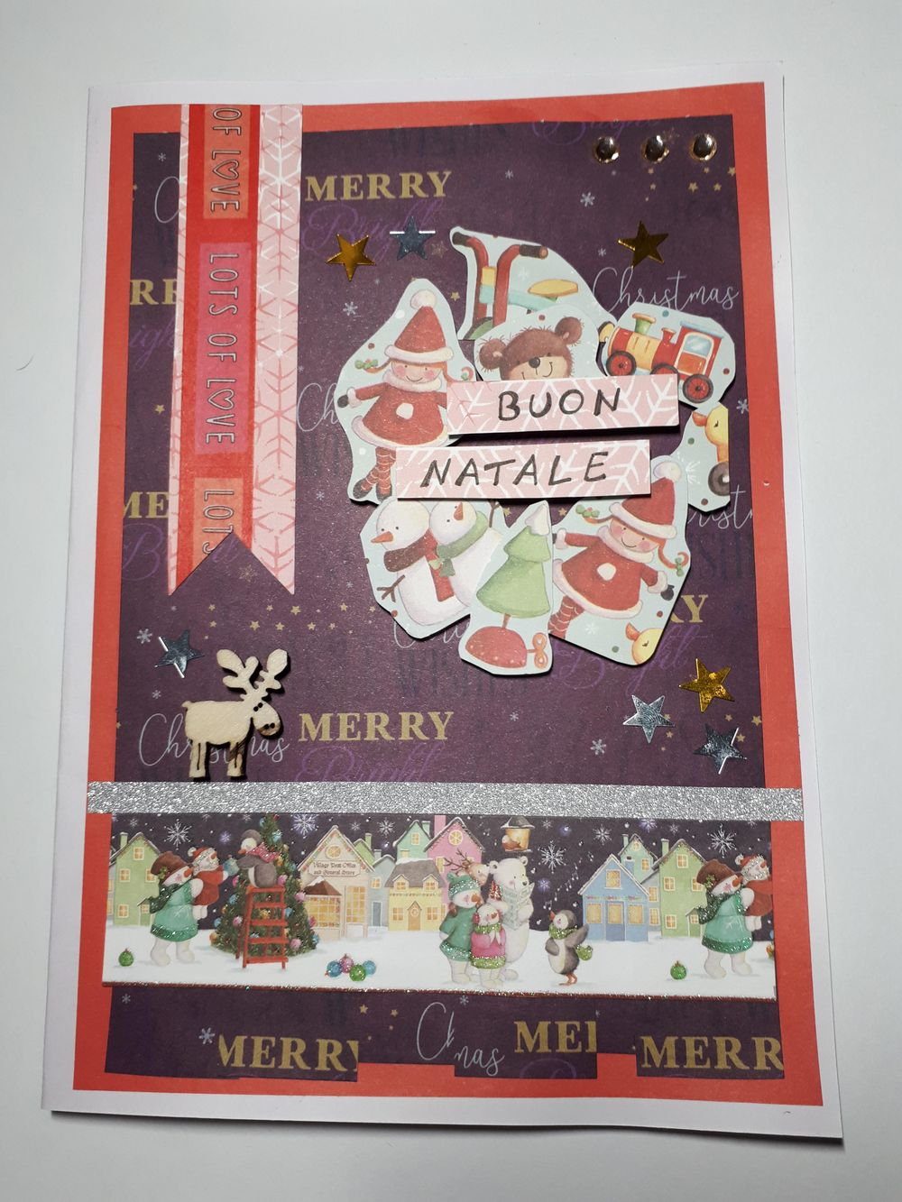 My first attempt - Xmas - image 1 - student project