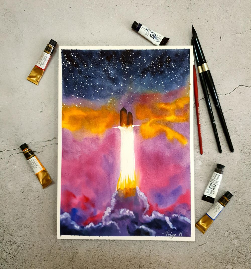 Spaced out!......Literally! ; ) - image 2 - student project
