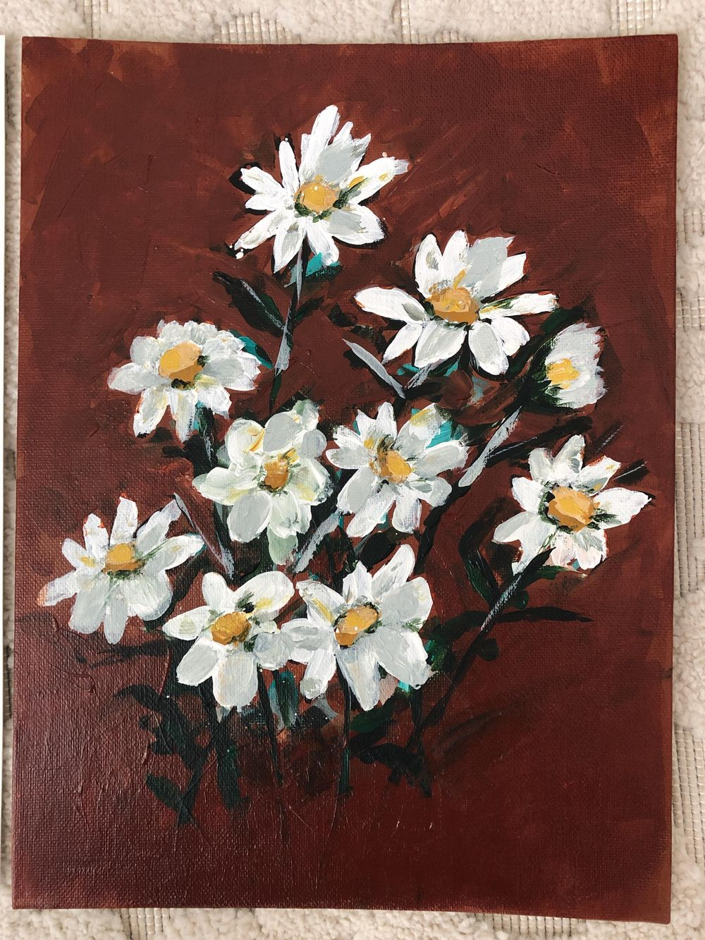 Expressive daisies two ways - image 1 - student project