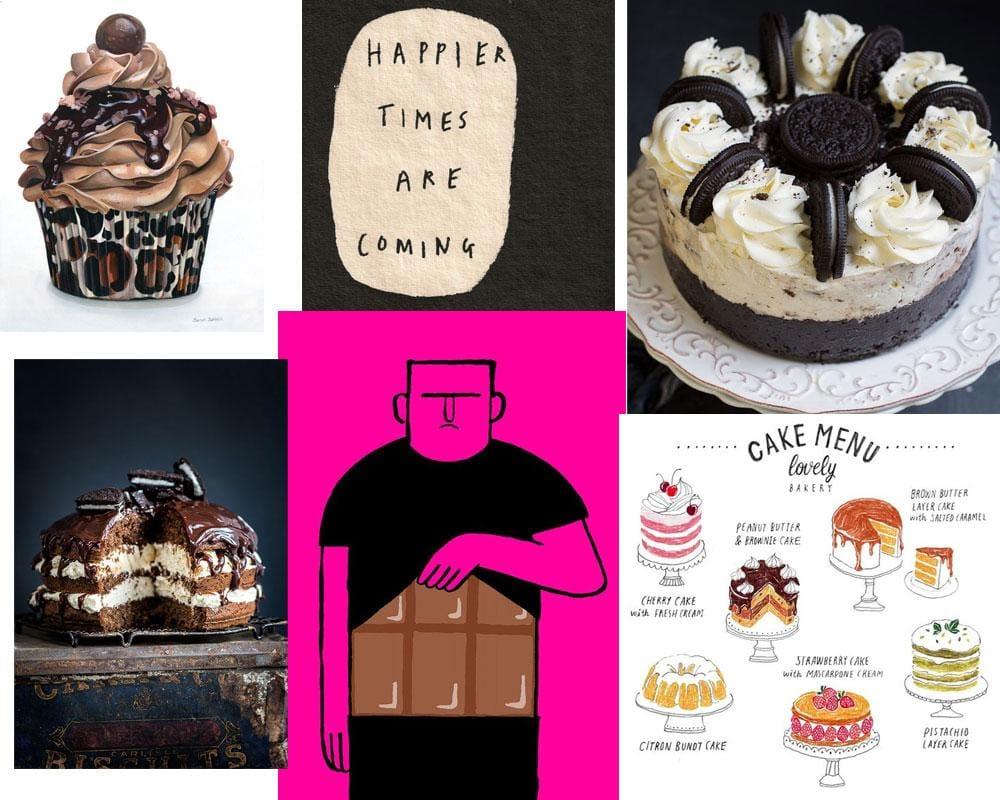 I'm a chocolate lovin' man - image 1 - student project
