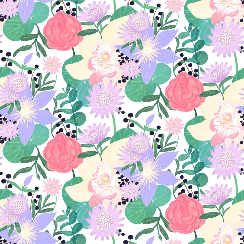 Flower bouquet - image 2 - student project