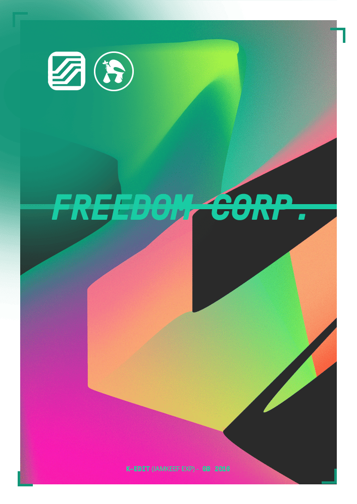 Freedom Corp - image 1 - student project