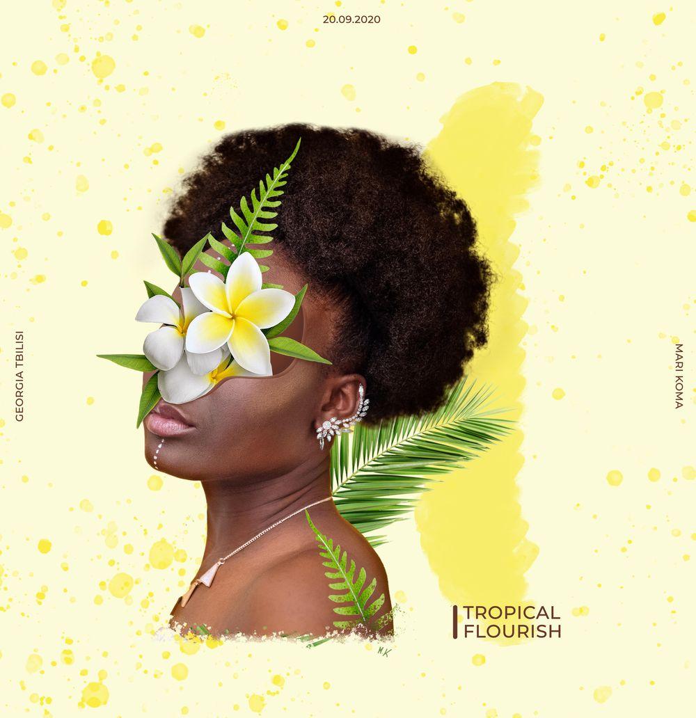 Tropical Flourish - image 1 - student project
