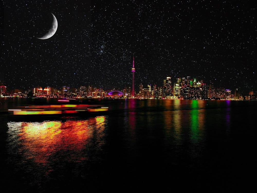 Night stars - image 1 - student project