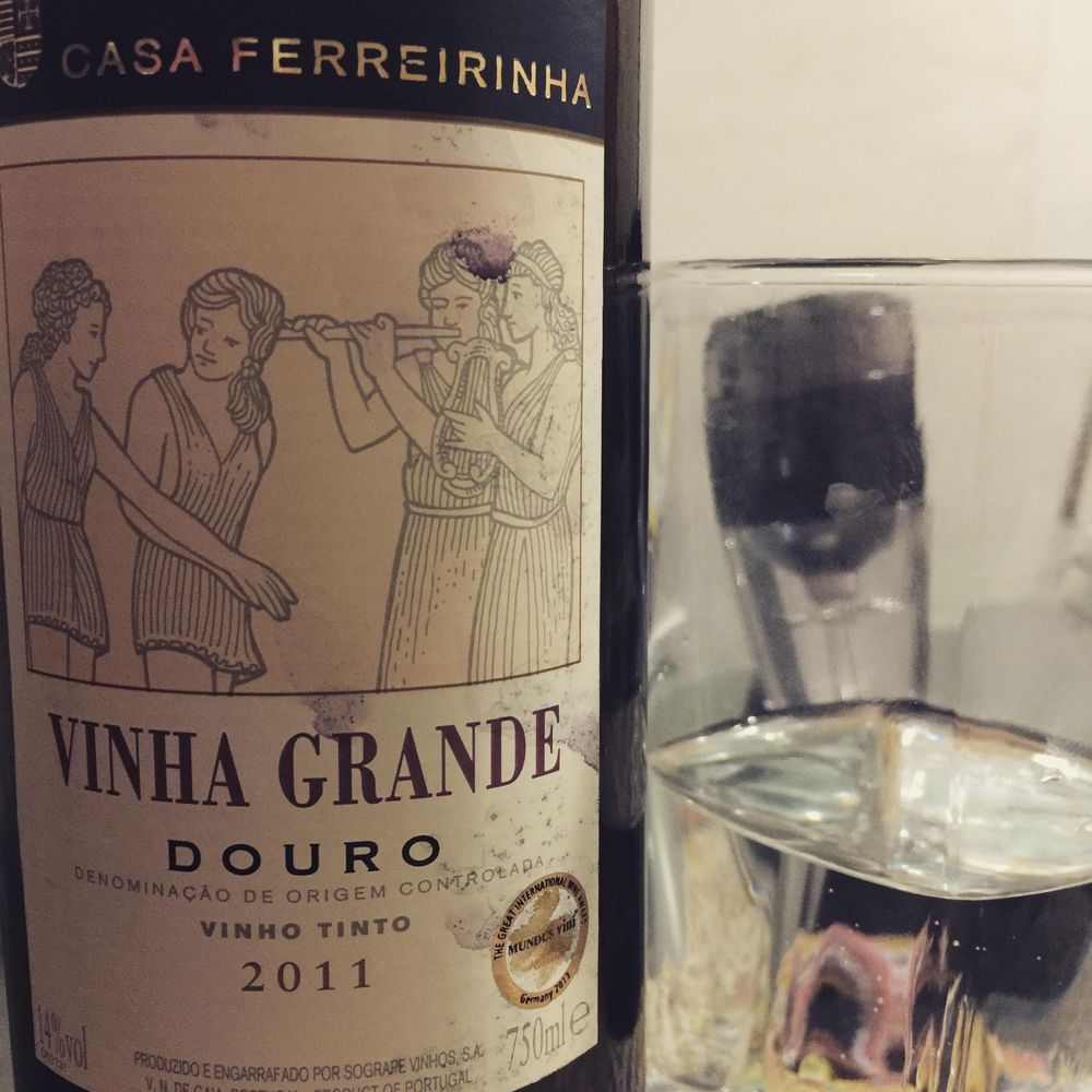 Great Portugal Red Wine (Douro) - image 1 - student project