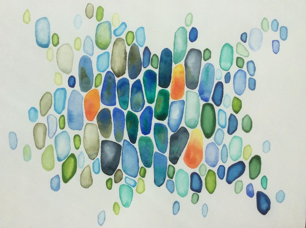 Sea Glass - image 1 - student project