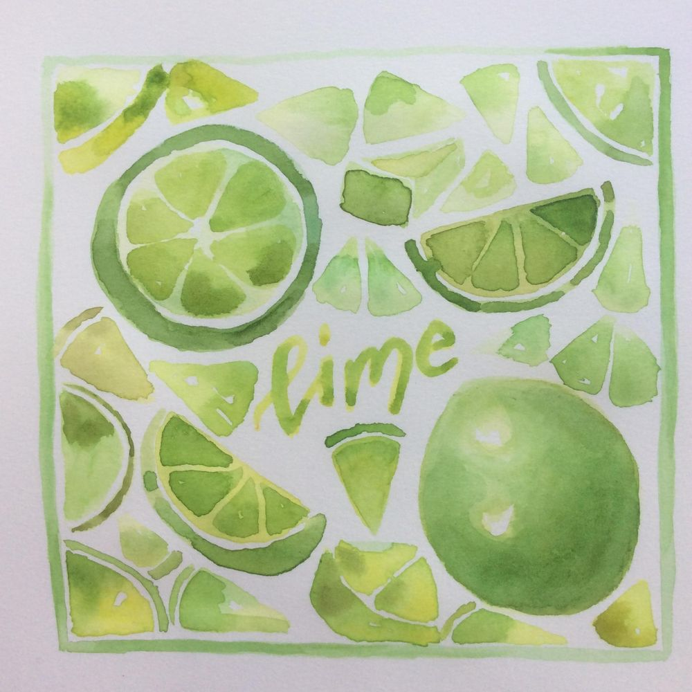 Limey! - image 1 - student project