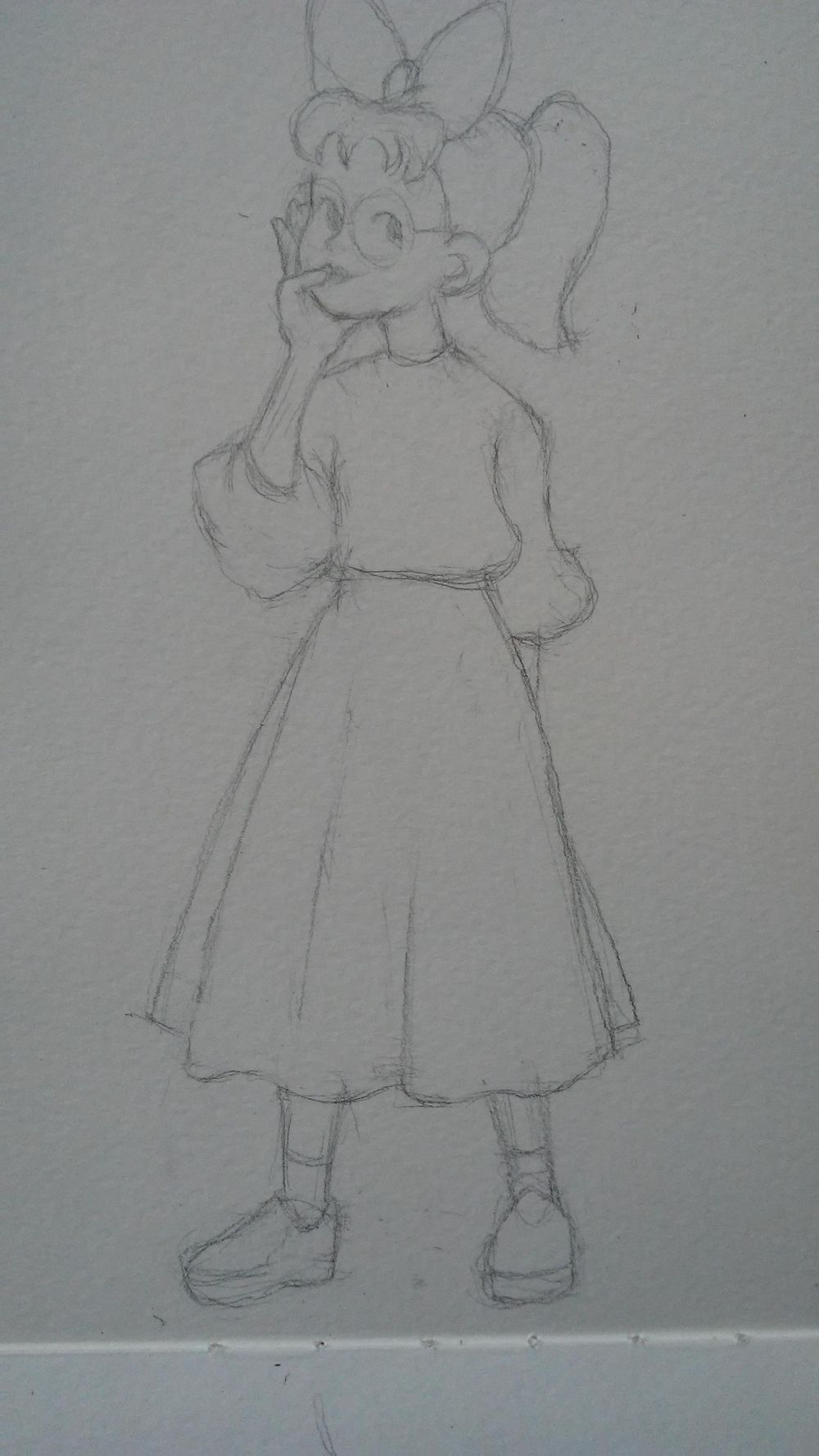 Little Miss - image 1 - student project