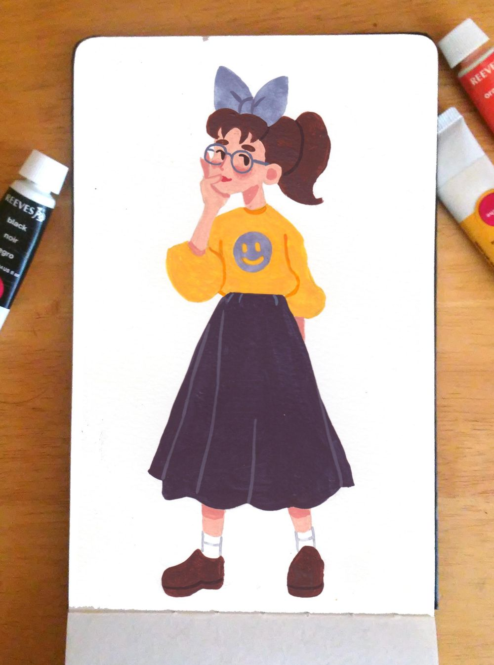Little Miss - image 3 - student project