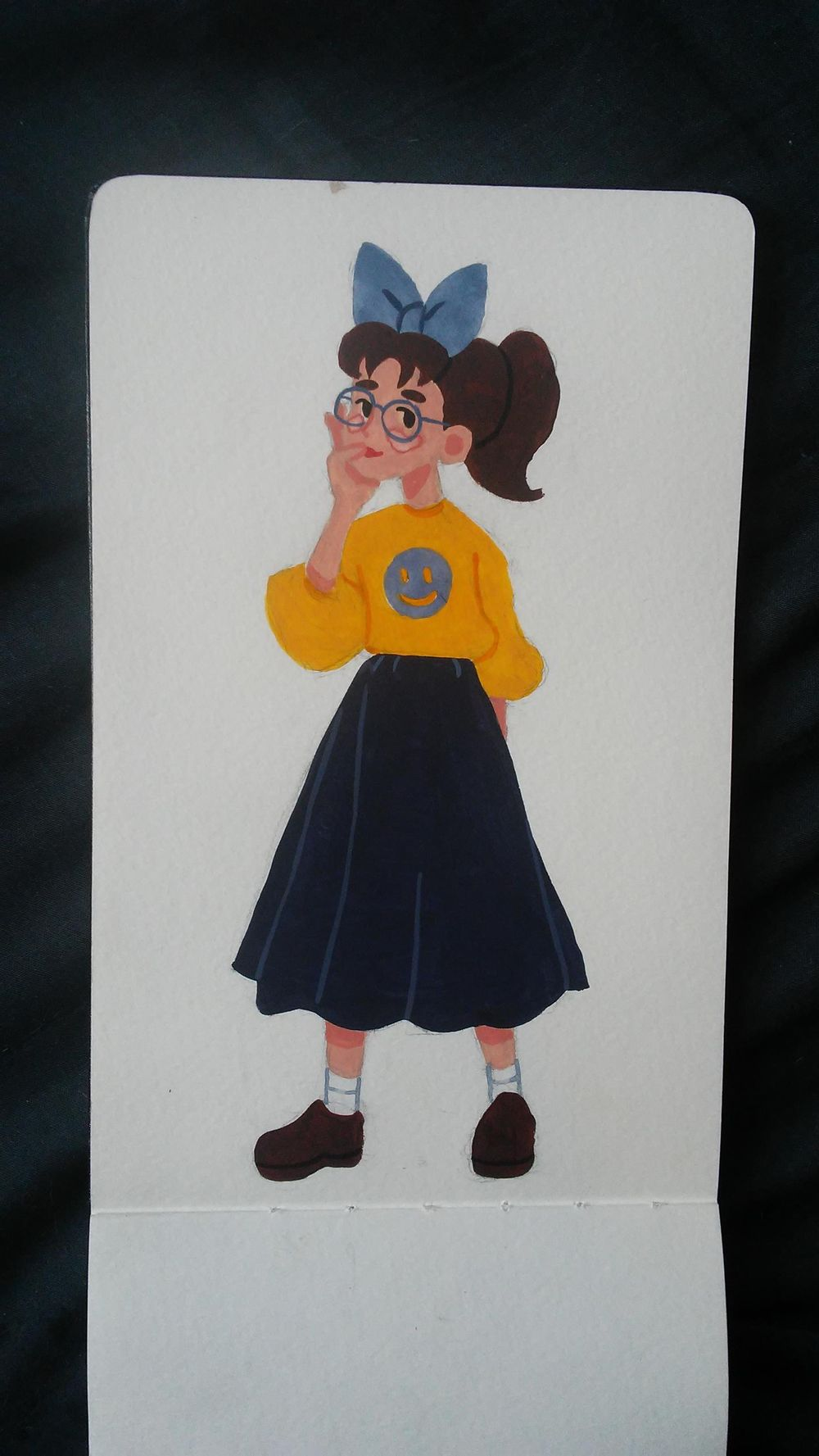 Little Miss - image 2 - student project