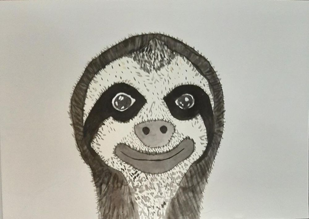 Sloth - image 1 - student project