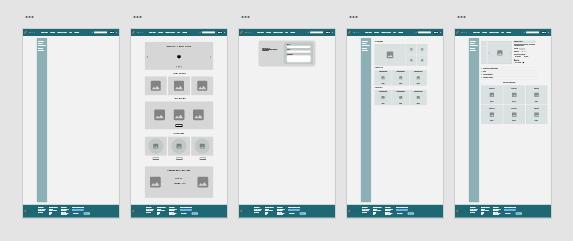 UI UX Design - image 5 - student project