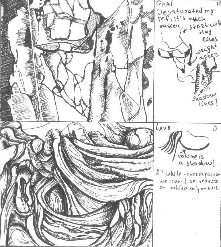 One little step every day. A story of understanding the concept art. - image 2 - student project