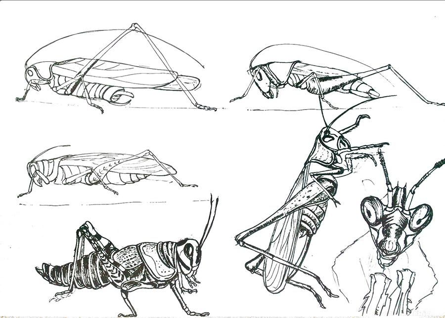 One little step every day. A story of understanding the concept art. - image 14 - student project