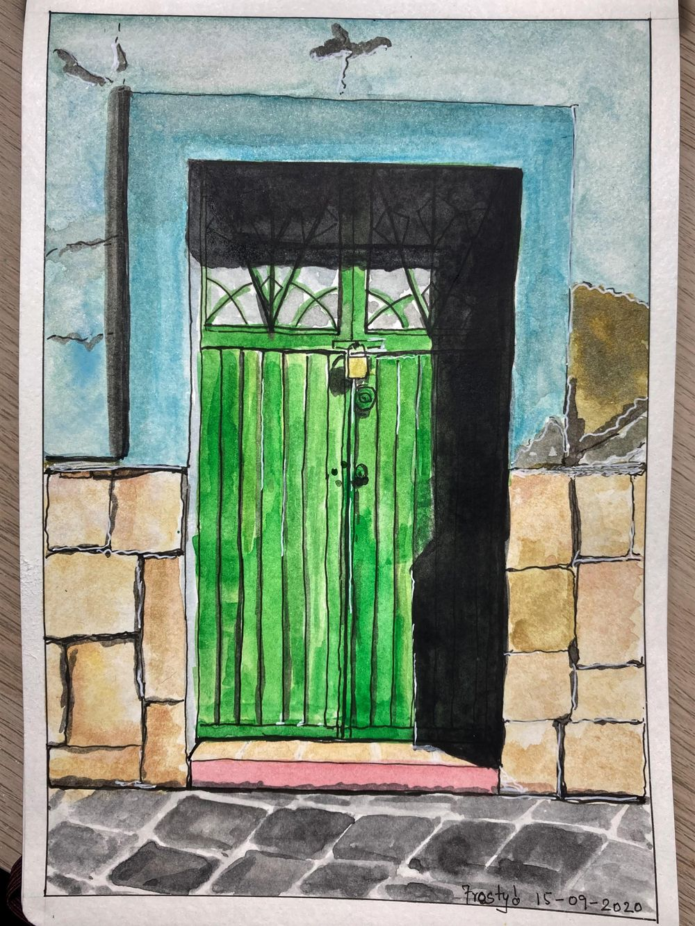 Doors - image 2 - student project