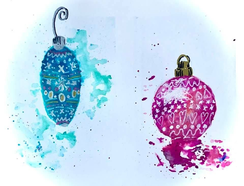 My ornaments - image 1 - student project