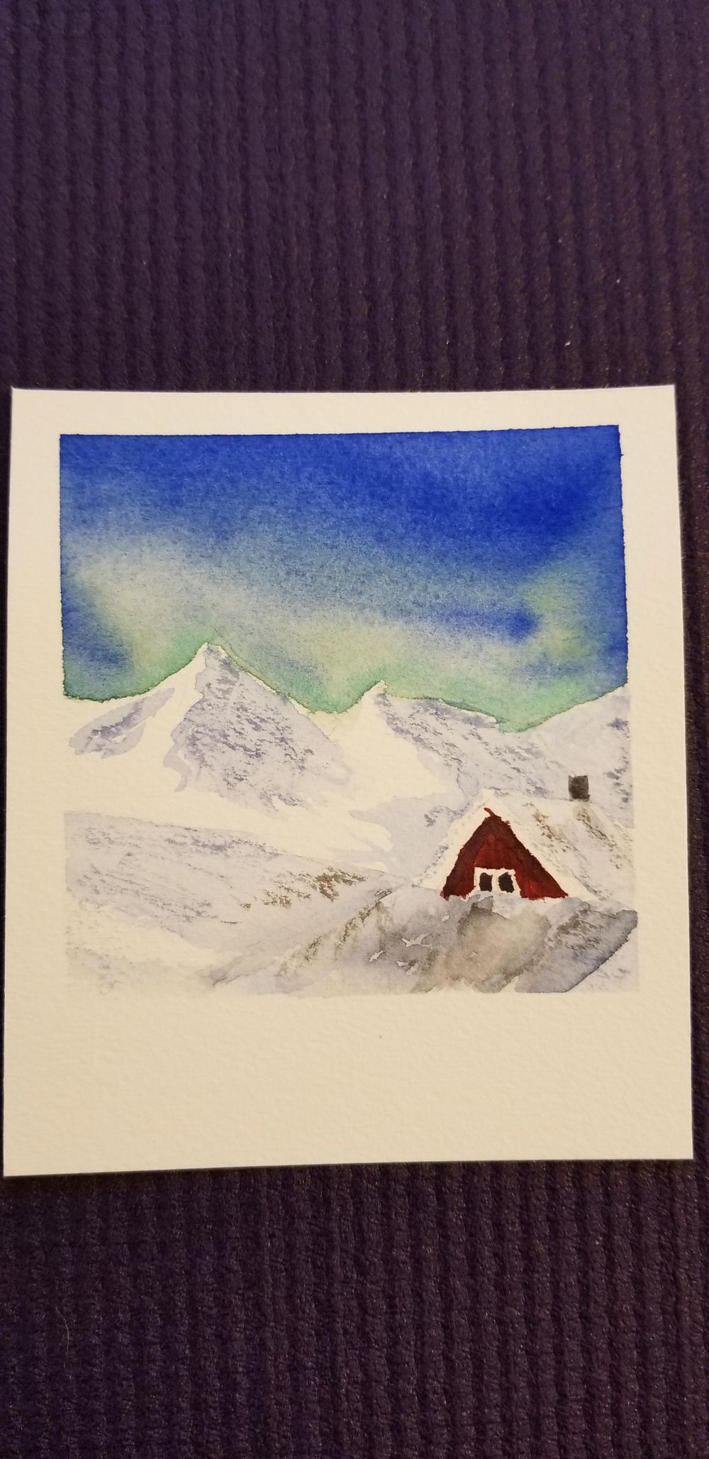 Lovely winter scenes - image 1 - student project