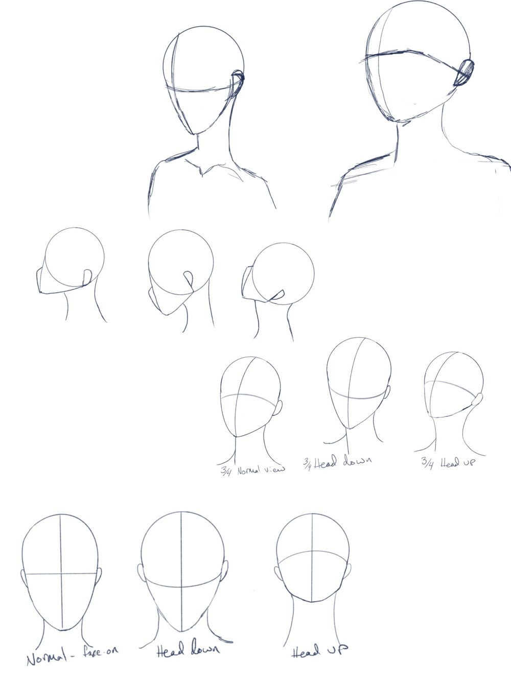 Sketching stage - image 1 - student project
