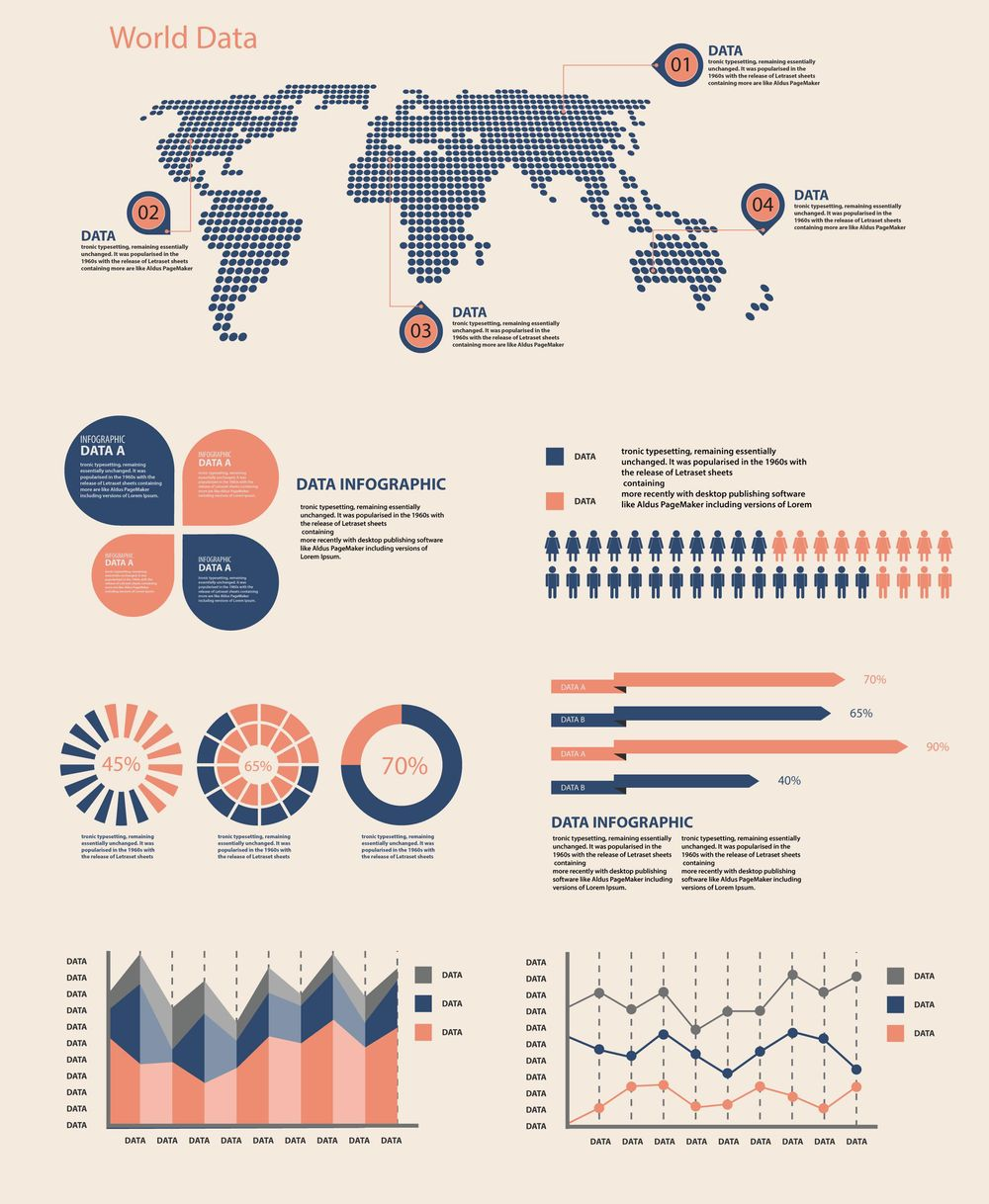 Infographic Elements - image 1 - student project