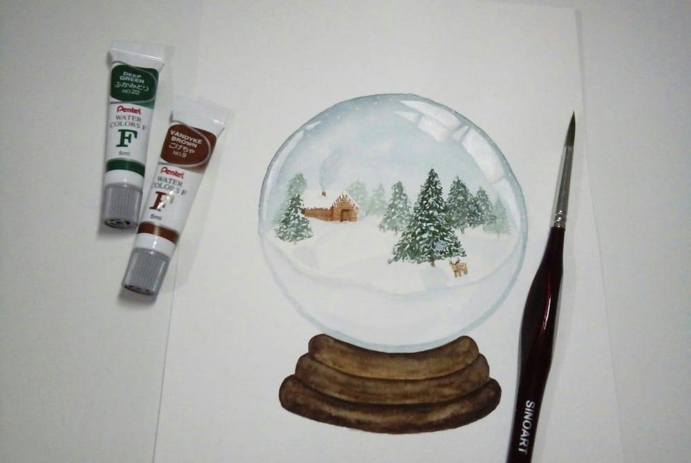 Snow Globe - image 3 - student project