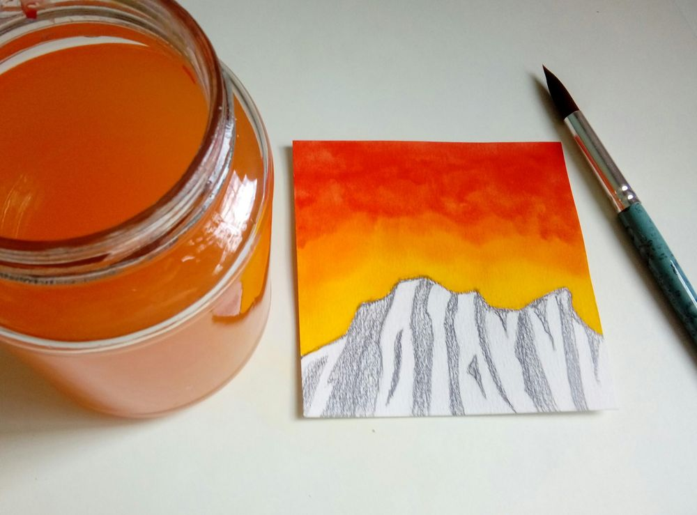 Watercolor Trends 2019 - image 1 - student project