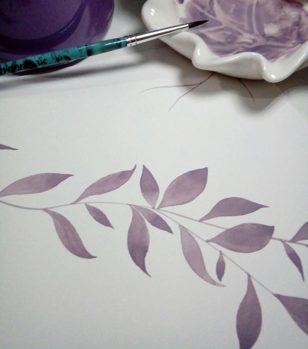 Watercolor Trends 2019 - image 11 - student project