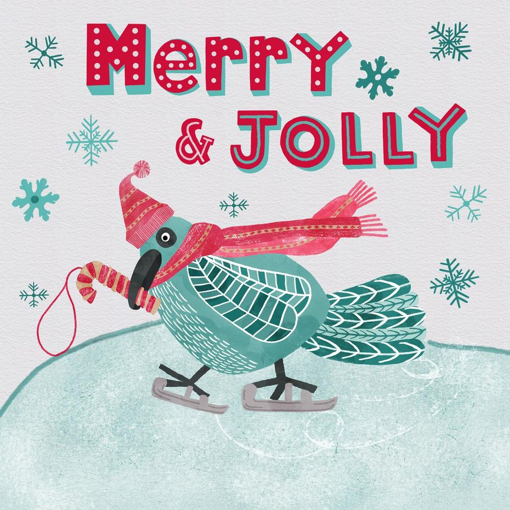 Merry & Jolly - image 1 - student project