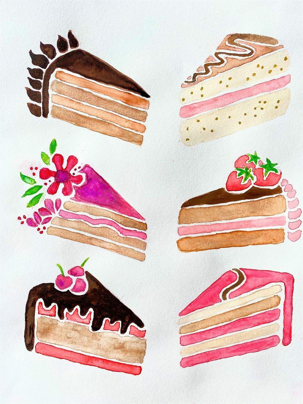 Tasty cakes! - image 1 - student project