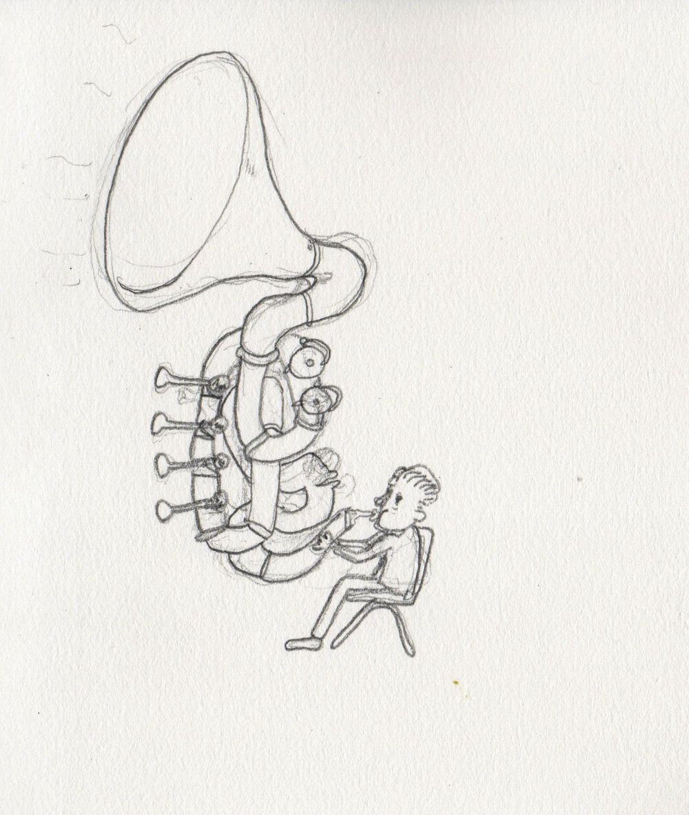 """""""Loud"""" Sketches (updated!) - image 7 - student project"""