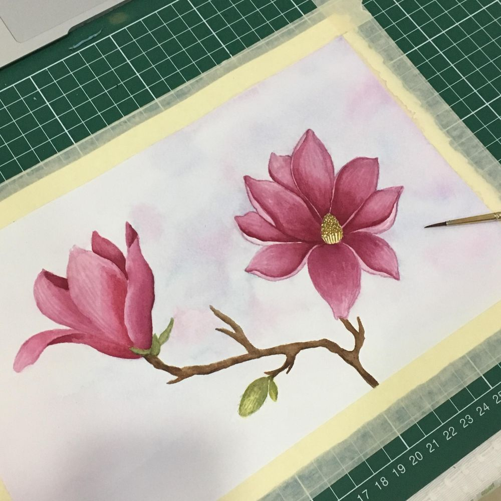 Magnolia - image 1 - student project