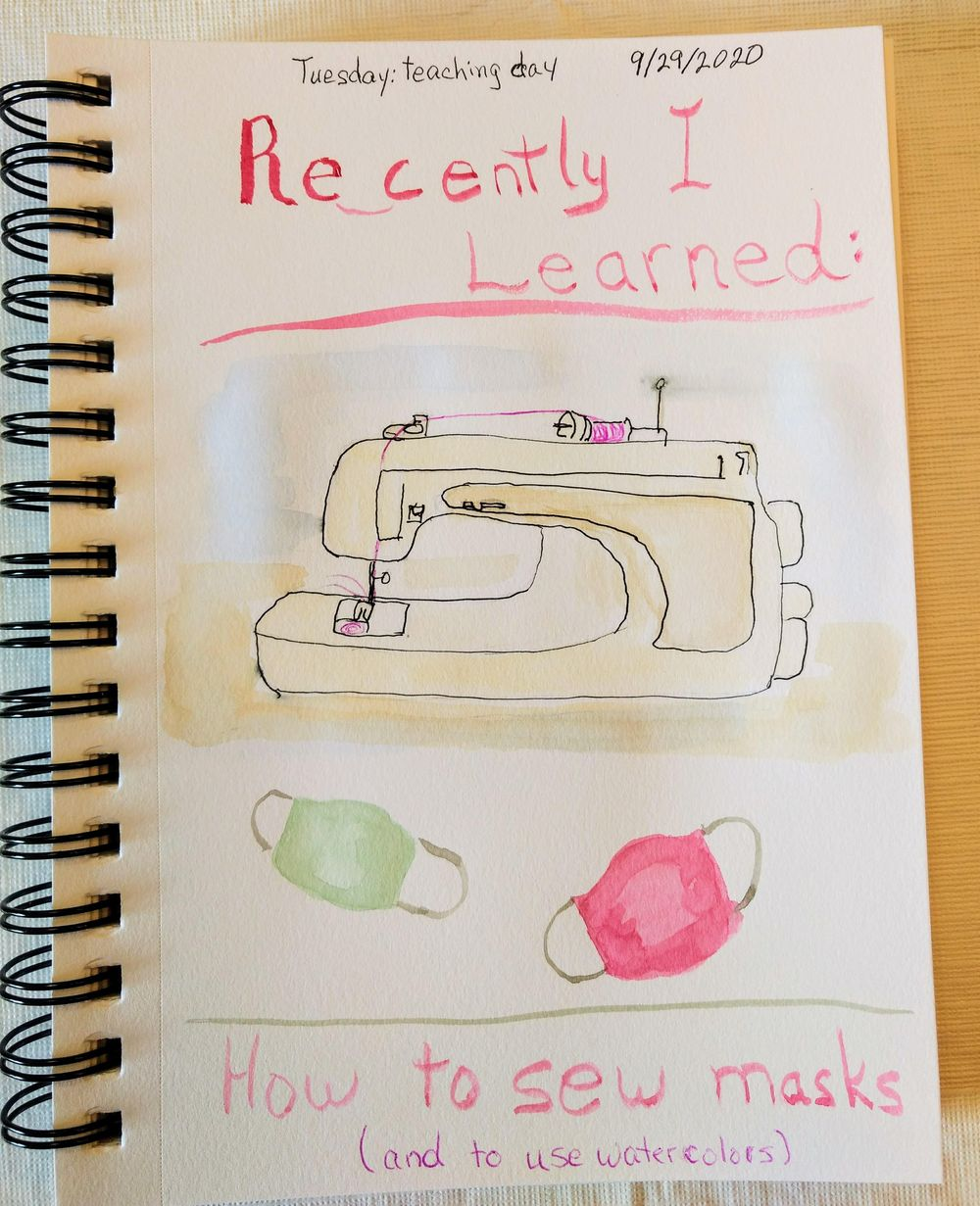 Creating a habit. Maybe ;) - image 13 - student project