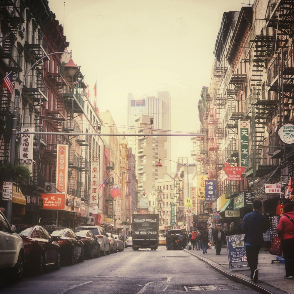 A Stroll in Chinatown  - image 2 - student project